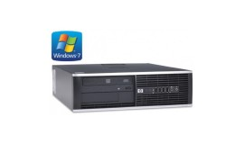 бу системный блок HP Compaq 6200 SFF Core i3 2100\4 DDR3\250 HDD