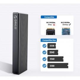 чехол NVMe M.2 SATA NGFF 5 Гбит/с