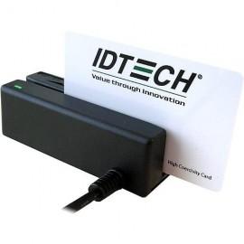 бу Считыватель магнитных карт ID Tech MiniMag MSR 100 USB