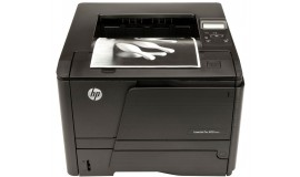 HP  Laserjet pro 400 m401d (пробег 30-40 тыс)