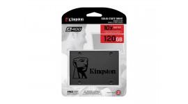 """НОВЫЙ Kingston SSDNow A400 120GB 2.5"""" SATAIII TLC"""