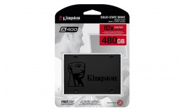 "НОВЫЙ Kingston SSDNow A400 480GB 2.5"" SATAIII TLC"