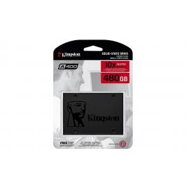 """НОВЫЙ Kingston SSDNow A400 480GB 2.5"""" SATAIII TLC"""