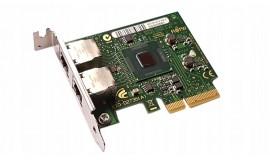 бу сетевая карта Fujitsu D2735-a12 gigabit dual port