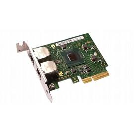 бу сисетевая карта Fujitsu D2735-a12 gigabit dual port