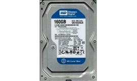 бу HDD WD 160 Gb SATA2