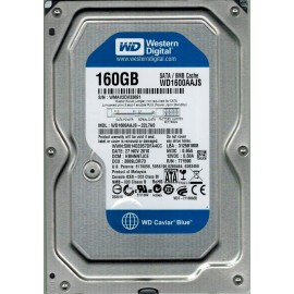 бу HDD WD 160 Gb SATA2