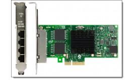 бу сисетевая карта Intel I350-T4 Gigabit Quad port
