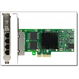 бу сетевая карта Intel I350-T4 Gigabit Quad port