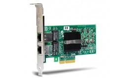 бу сисетевая карта HP NC360T gigabit dual port
