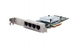 бу сисетевая карта HP NC365T gigabit Quad port