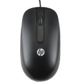 бу Мышь HP Optical Scroll USB Black (QY777AA)
