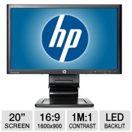 бу монитор 20`` HP LE2002x LED