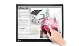 "LG 17MB15T 17"" HD (1280x1024) Touch Screen"