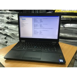 бу ноутбук DELL Latitude E5470 Core i5 6 Gen. DDR4 !