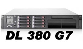 бу сервер HP Proliant DL380 G7 (12 ядер\24 потока\48 Gb DDR3)