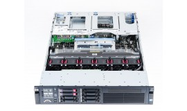 бу сервер HP Proliant DL380 G6 (24 Gb DDR3)