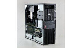 бу HP WorkStation Z600 (2*Quad XEON \ 24 Gb DDR3 !)