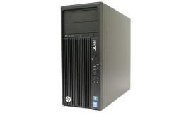 бу HP Workstation z230 XEON E3-1226 4 ядра\8 DDR3\250Gb\raid on board