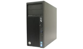 бу HP Workstation z240 Intel Core i7-6700  4 ядра\8 DDR3\500Gb HDD+128 Gb Корпус Уценка (ФОТО)