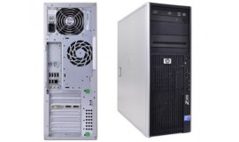 бу HP Workstation z400 XEON W3502 2 ядра\6 DDR3\500Gb\raid on board
