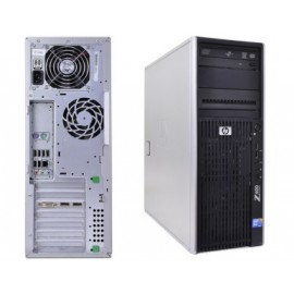 бу HP Workstation z400 XEON X5670 6 ядер\8 DDR3\500 Gb\raid on board