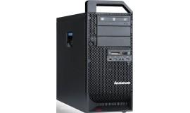 бу Lenovo ThinkStation D20 Workstation (2*Quad XEON 5620\ 96Gb DDR3\5 Tb !)
