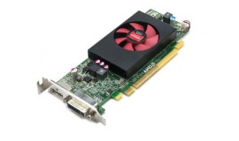 бу видеокарта  AMD Radeon HD8490 1Gb GDDR3 DVI, DisplayPort