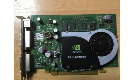 бу видеокарта Quadro FX1400 128 Mb\256 bit