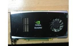 бу видеокарта Quadro FX1800 768 Mb\192 bit